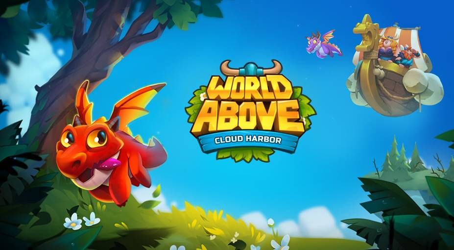World Above - Cloud Harbor : Désormais disponible sur iOS et Android