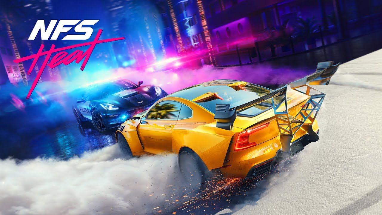 Need for Speed - Heat : 13 minutes de gameplay en 4K !