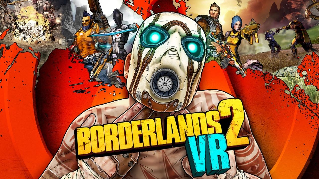 Borderlands 2 VR : Disponible sur Steam !