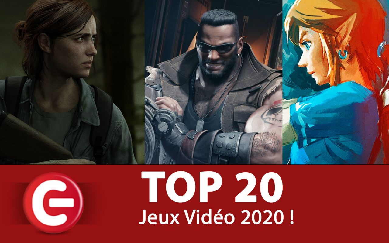 Les jeux video les plus attendus de 2020 ! ( PS4, Xbox One, Switch, PC)
