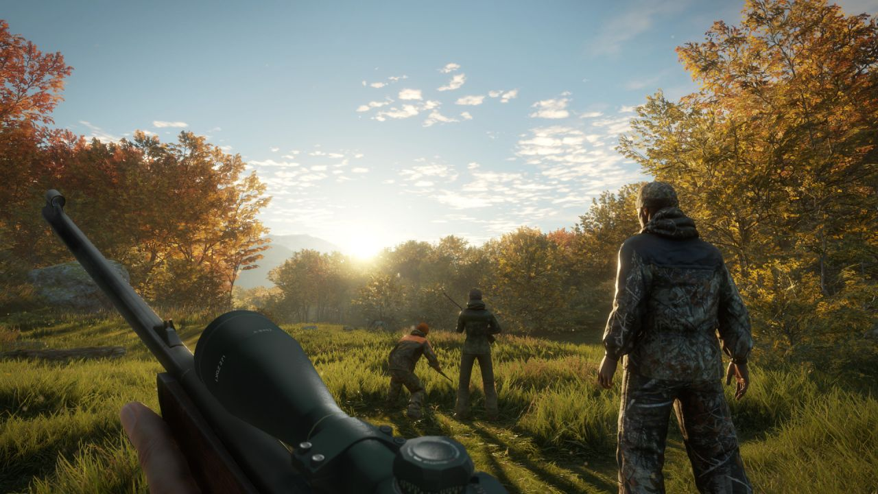 The Hunter Call of the Wind : L'édition GOTY décalée au 26 octobre