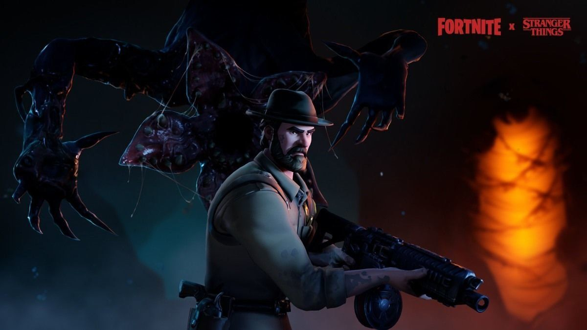 Fortnite : Un crossover avec Stranger Things !