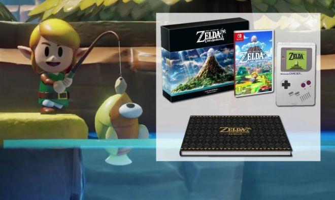 [FLASH] L'édition collector de Zelda : Link's Awakening sur Switch est disponible !!!!! Foncez....