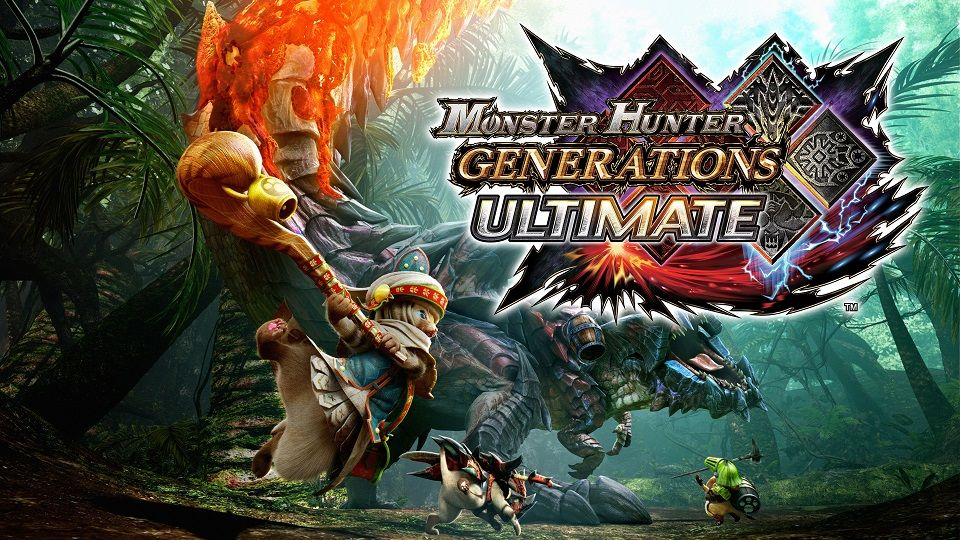 Bon Plan : Monster Hunter Generations Ultimate sur Switch à 40,95 euros (au lieu de 59,99...)