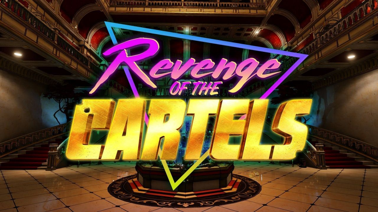 Borderlands 3 : l'évent gratuit Revenge of the Cartels se lance en vidéo