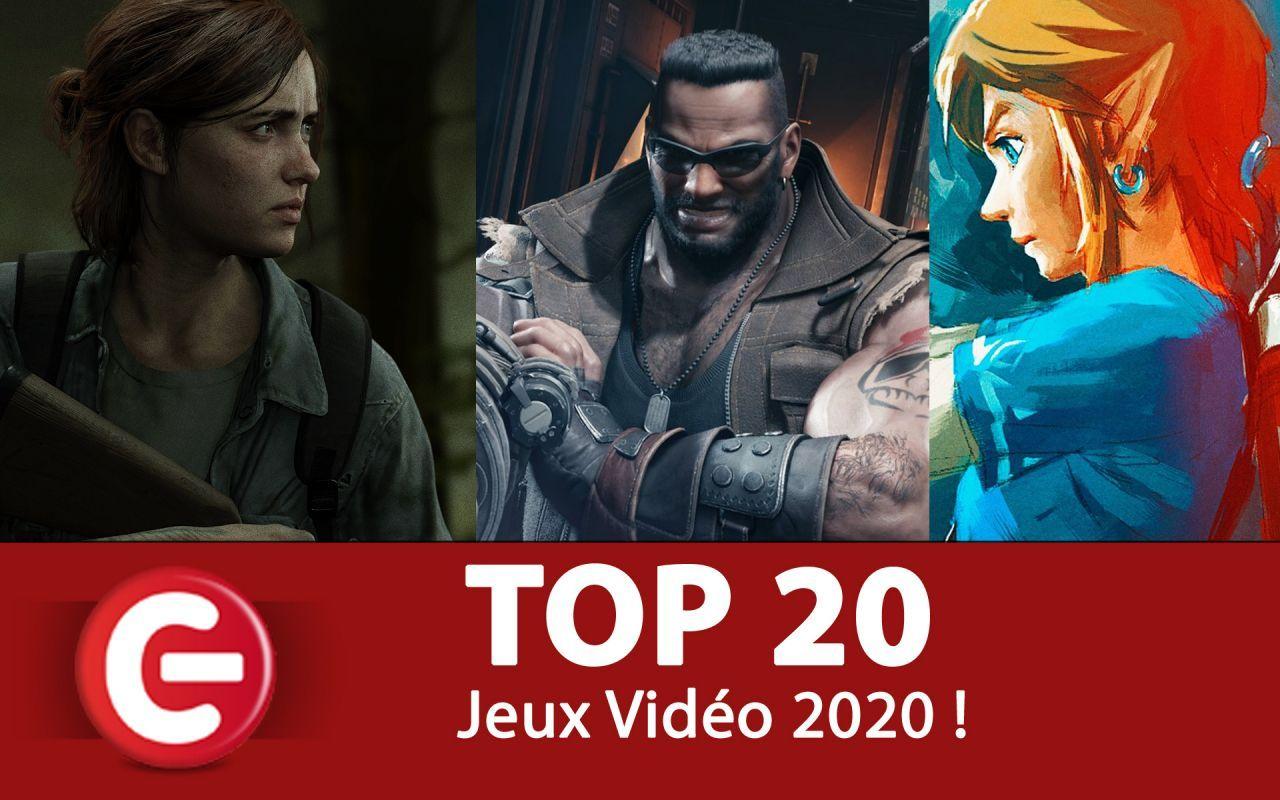 Les 20 jeux qui marqueront l'année 2020 sur PS4, Xbox One, Nintendo Switch et PC !
