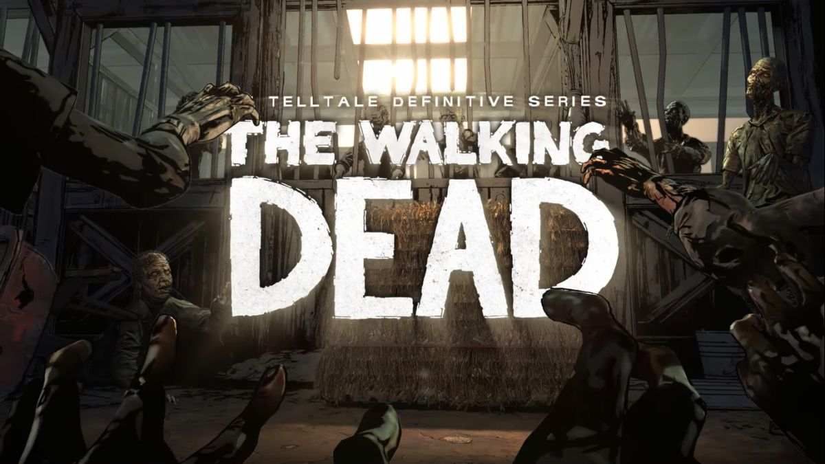 The Walking Dead : The Telltale Definitive Series se lance avec un trailer