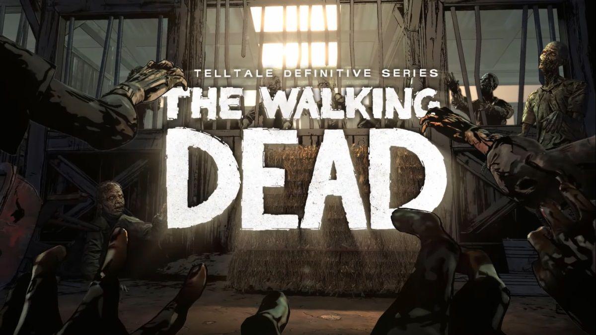The Walking Dead : The Telltale Definitive Series se lance avec un trailer