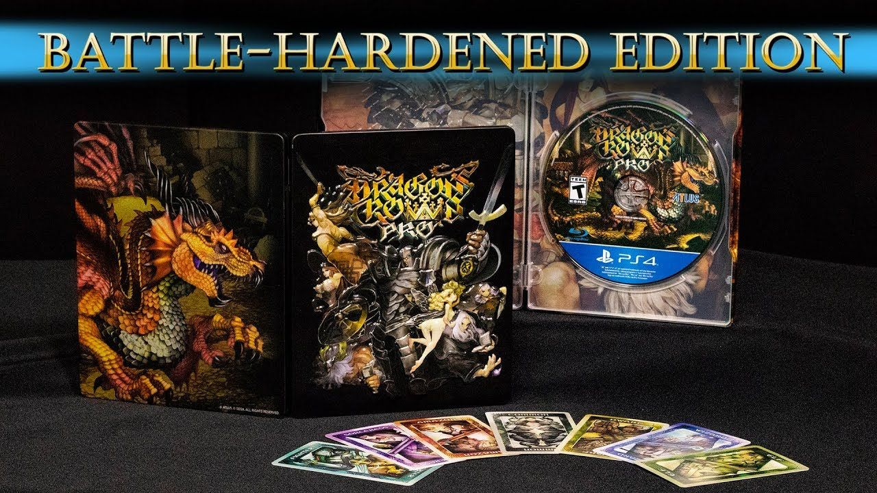 Bon Plan : Dragon's Crown Pro - Battle-Hardened Edition sur PS4 à 24,99 euros (au lieu de 49,99...)