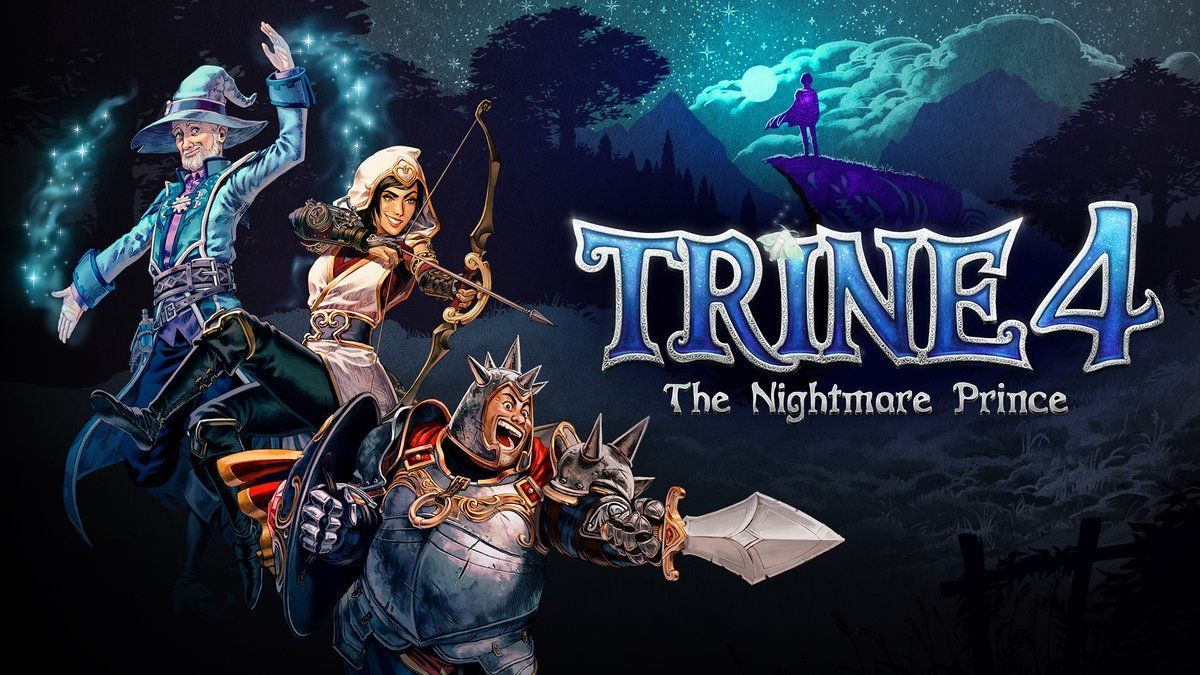 Trine 4 The nightmare prince : Trailer d'annonce