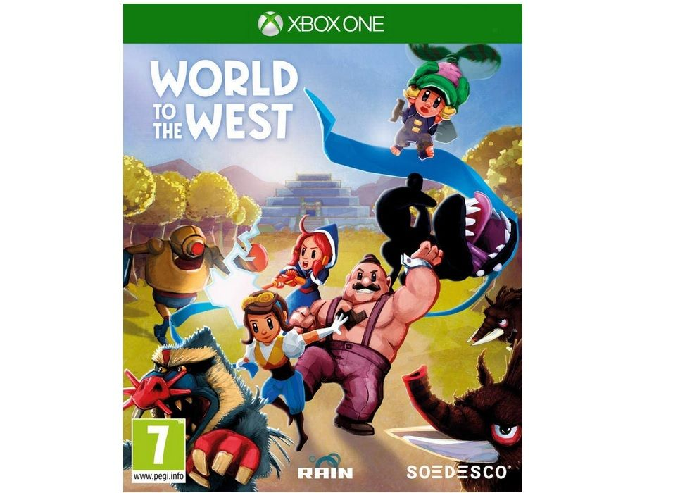 Bon Plan : World to the West sur Xbox One à 16,19 euros (au lieu de 29,99...)