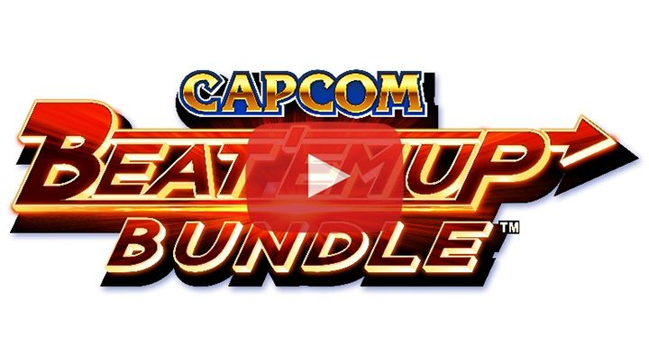 CAPCOM BEAT 'EM UP BUNDLE :  Annoncé pour le 18 Septembre 2018 sur PS4, Xbox One, Switch et PC !