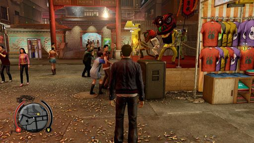 Sleeping Dogs - image