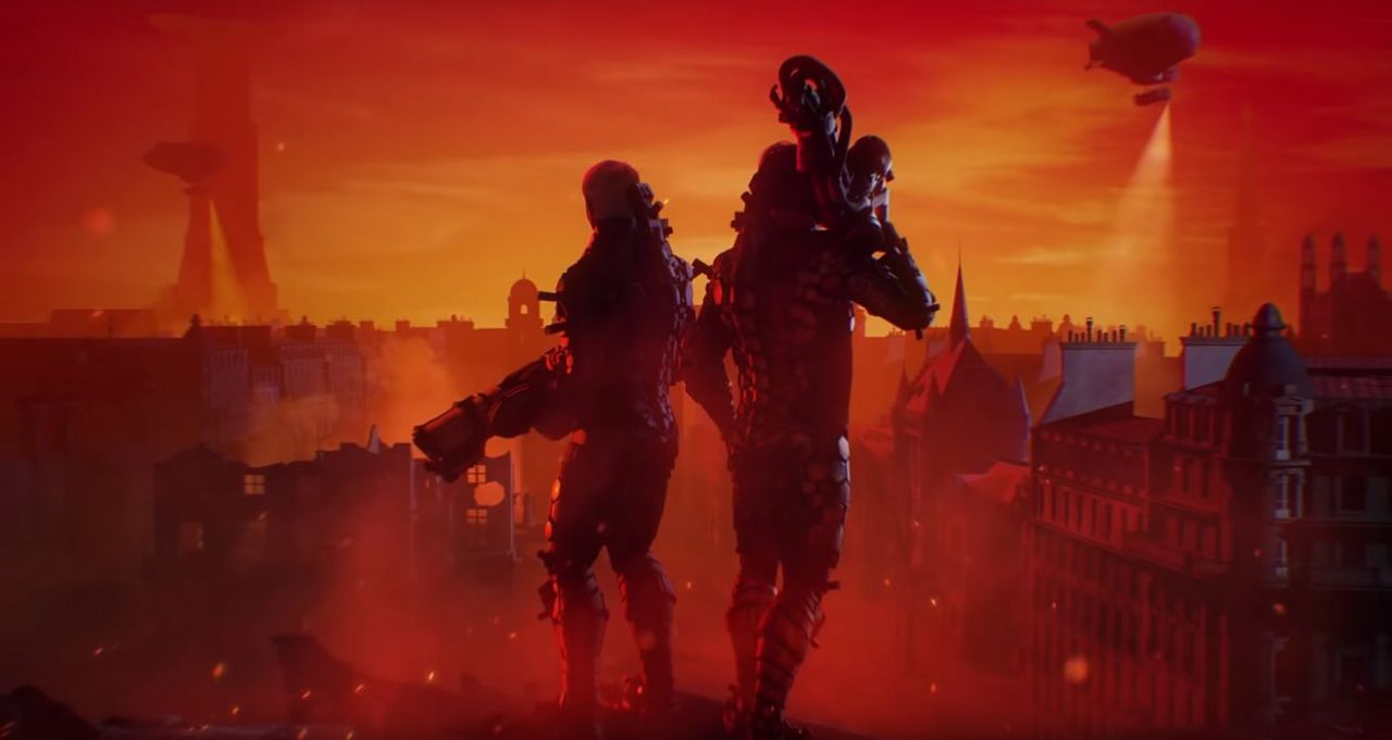E3 2018 : Bethesda annonce Wolfenstein Youngblood