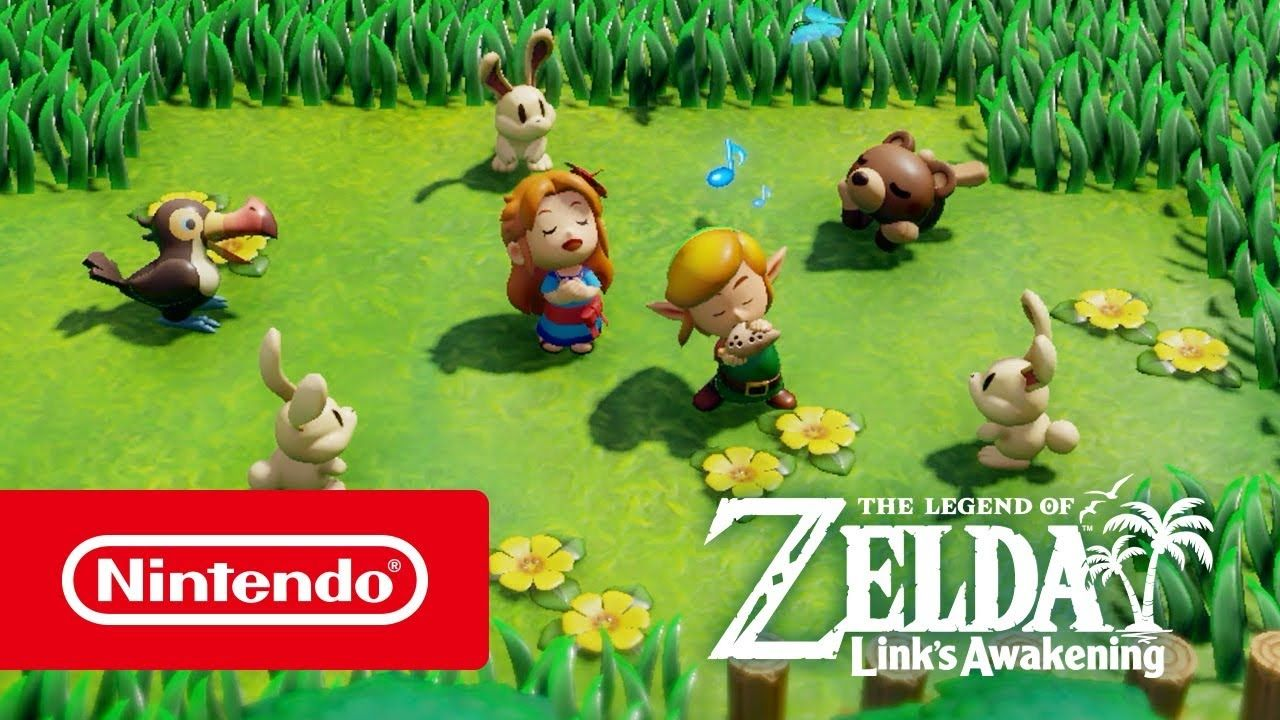 Bon Plan : The Legend of Zelda - Link's Awakening sur Switch à 44,49 euros (au lieu de 64,99...)