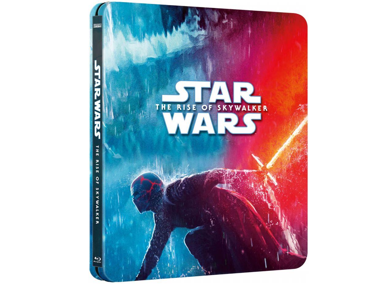 Notre sélection du jour : Star Wars 9 L'Ascension de Skywalker en Blu-Ray 4K ! - 05/06