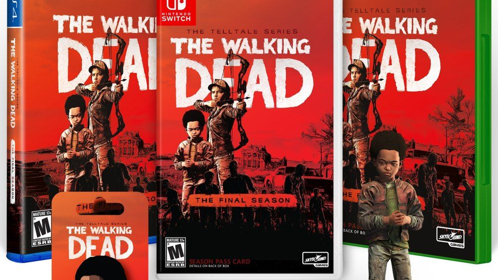 Bon plan : The Walking Dead - La saison finale sur PS4 et Xbox One à 22,99 euros (au lieu 29,99...)