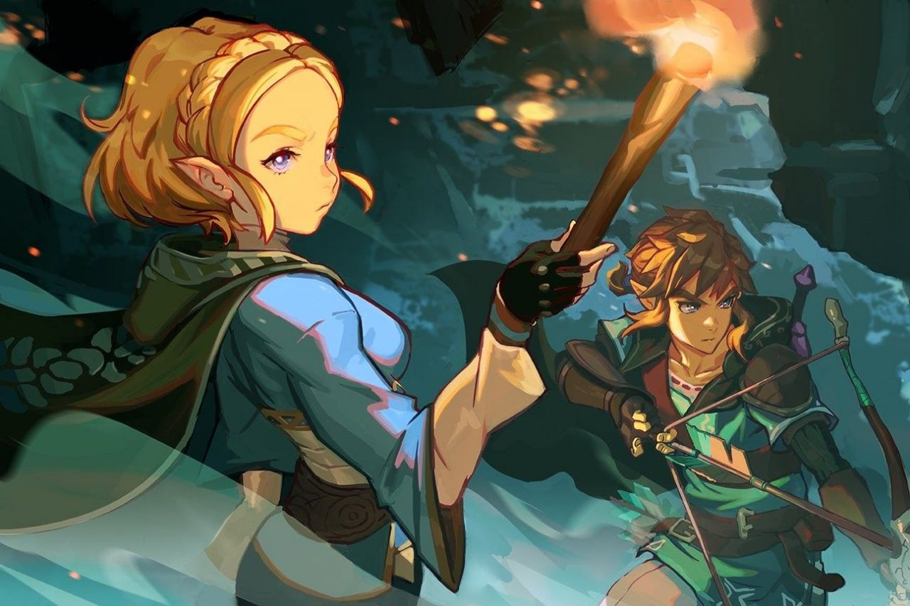 The Legend of Zelda: Breath of the Wild 2 : Lancement des précommandes !