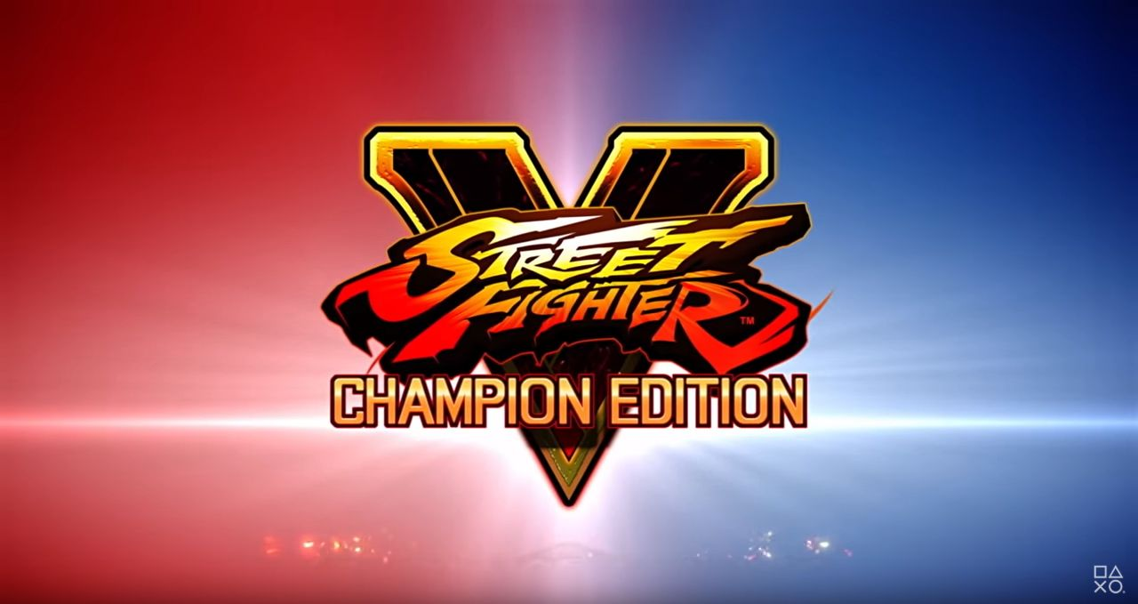 Street Fighter V Champion Edition : Trailer d'annonce