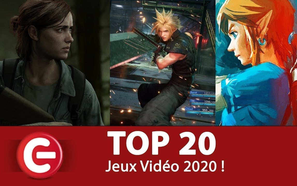 TOP 20 DES PROCHAINS JEUX VIDEO DE 2020 - BEST GAMING