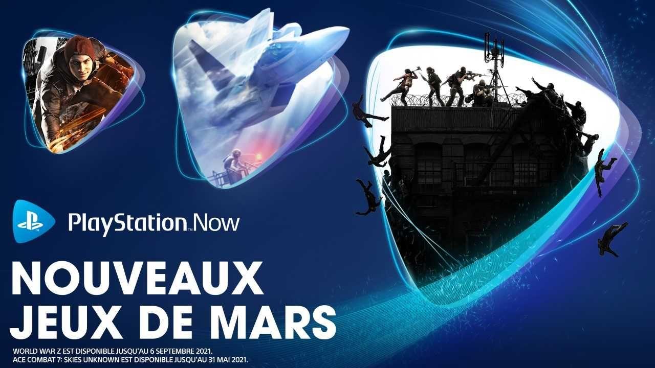 PlayStation : Les jeux PS Now de Mars 2021 !