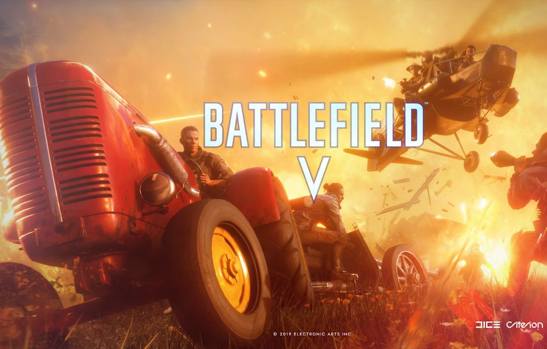 Battlefield V : Firestorm, le mode Battle Royale se dévoile !