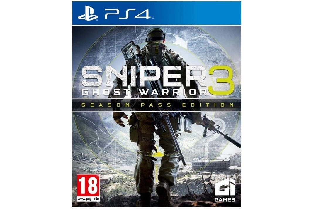 Bon Plan : Sniper Ghost Warrior 3 - édition Season Pass sur PS4 à 13,50 euros (au lieu de 59,99...)