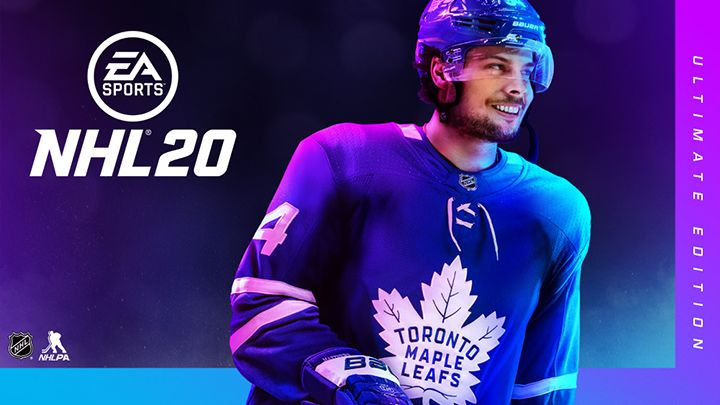 EA Sports NHL 20 : L'éditeur dévoile sa jaquette !