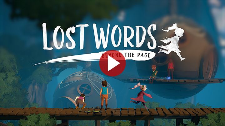 Lost Words - Beyond the Page : Modus Games dévoile une bande-annonce de Gameplay