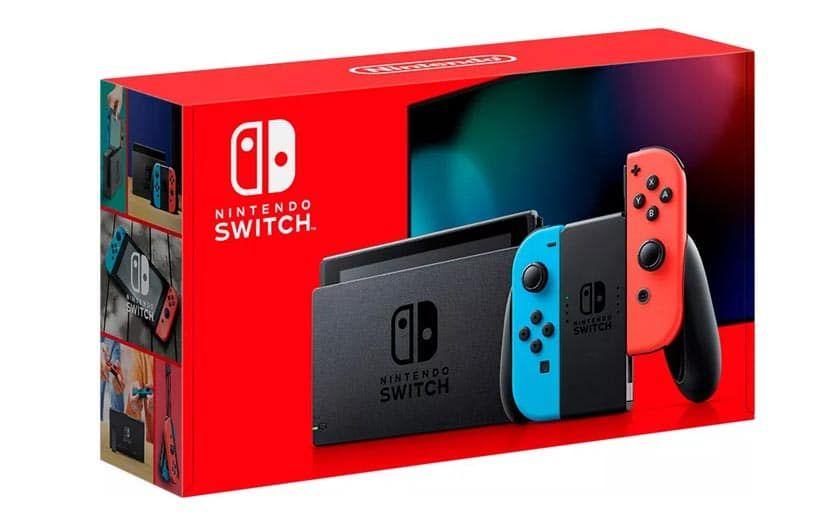 Toutes les offres du nouveau modèle V2 de la Nintendo Switch ! - Achetez malin !
