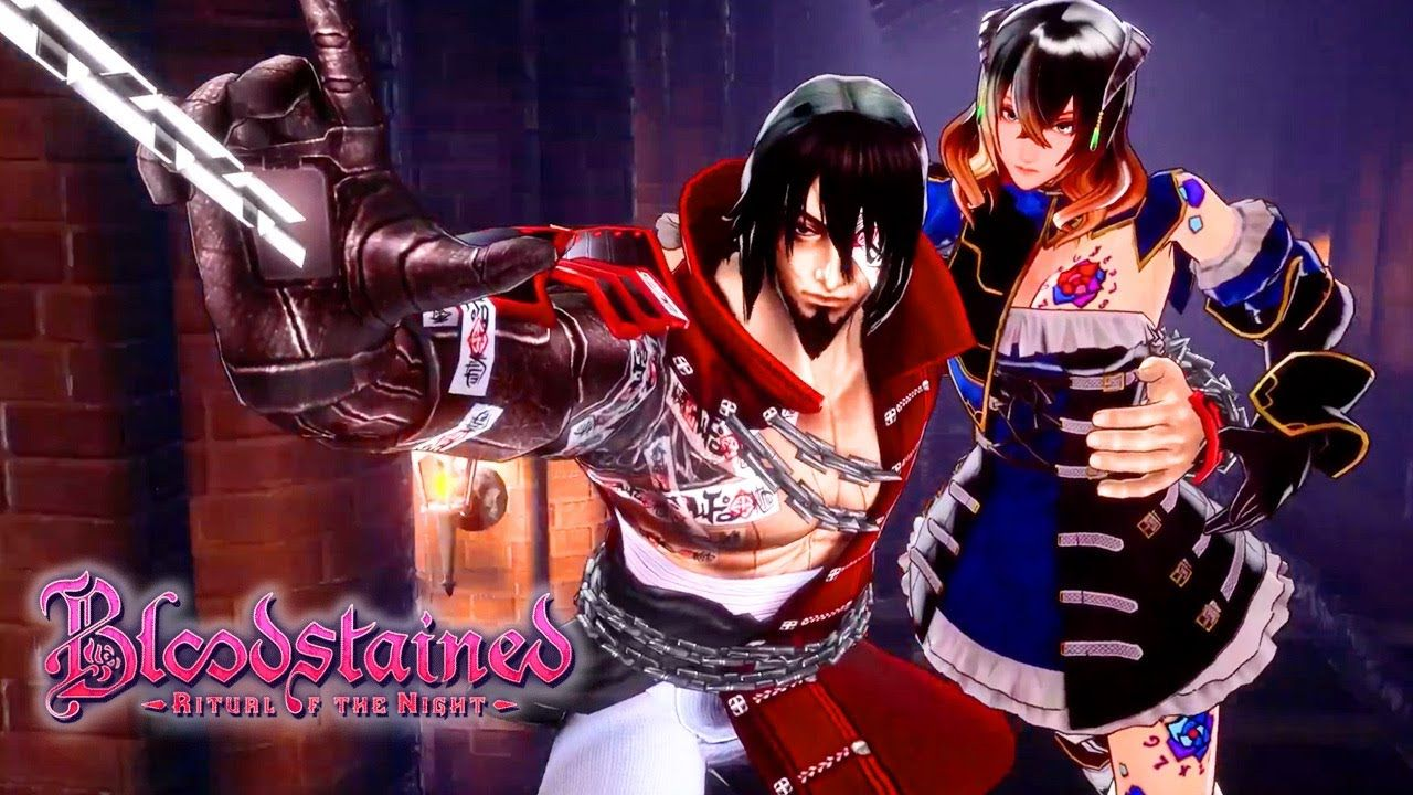 Bon Plan : Bloodstained Ritual of the Night - Switch et PS4 à 19,99 euros (au lieu de 39,99...)