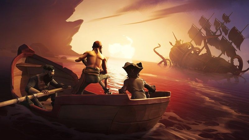 Bon Plan Amazon : Sea of Thieves à 29,99 euros sur Xbox One