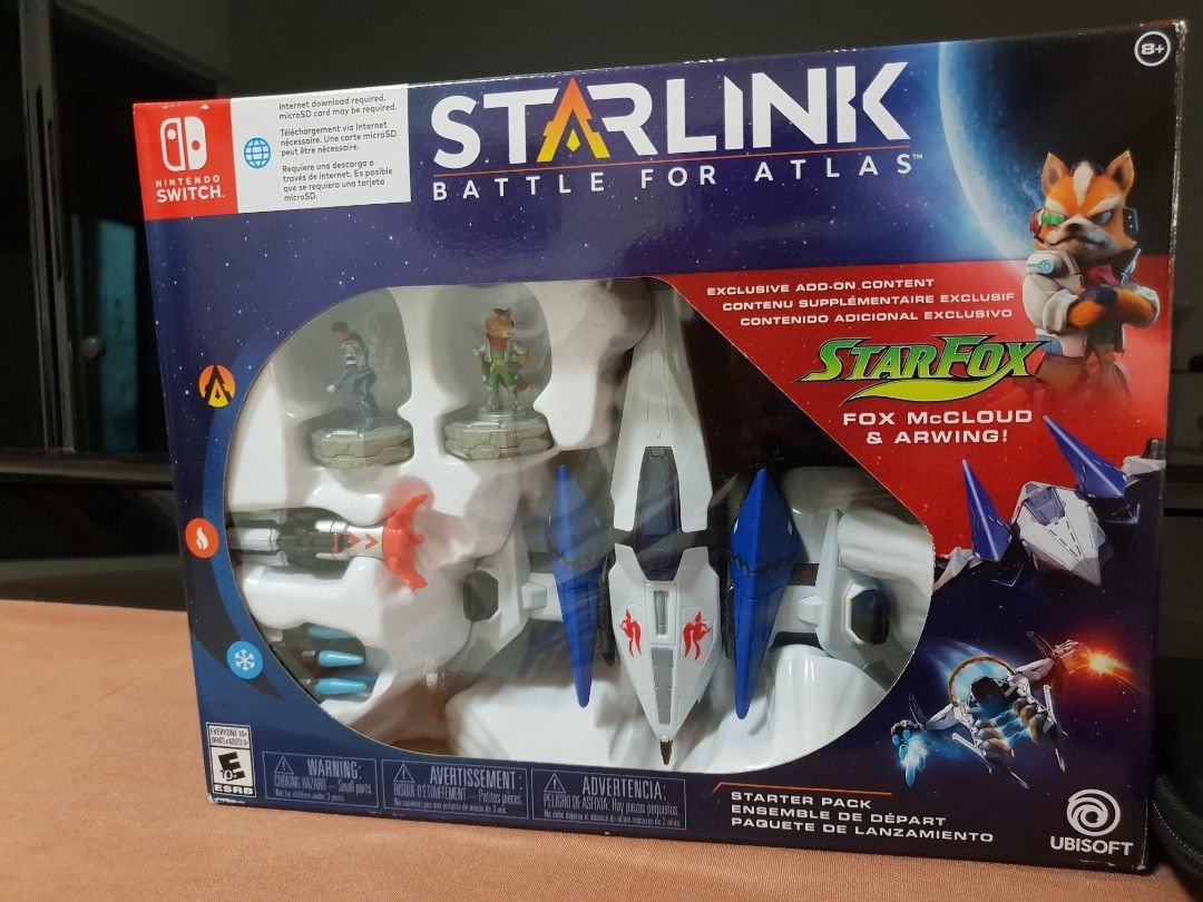 Bon Plan AMAZON : Starlink Starter Pack à 17,99 euros sur Switch (au lieu de 79,99...) !