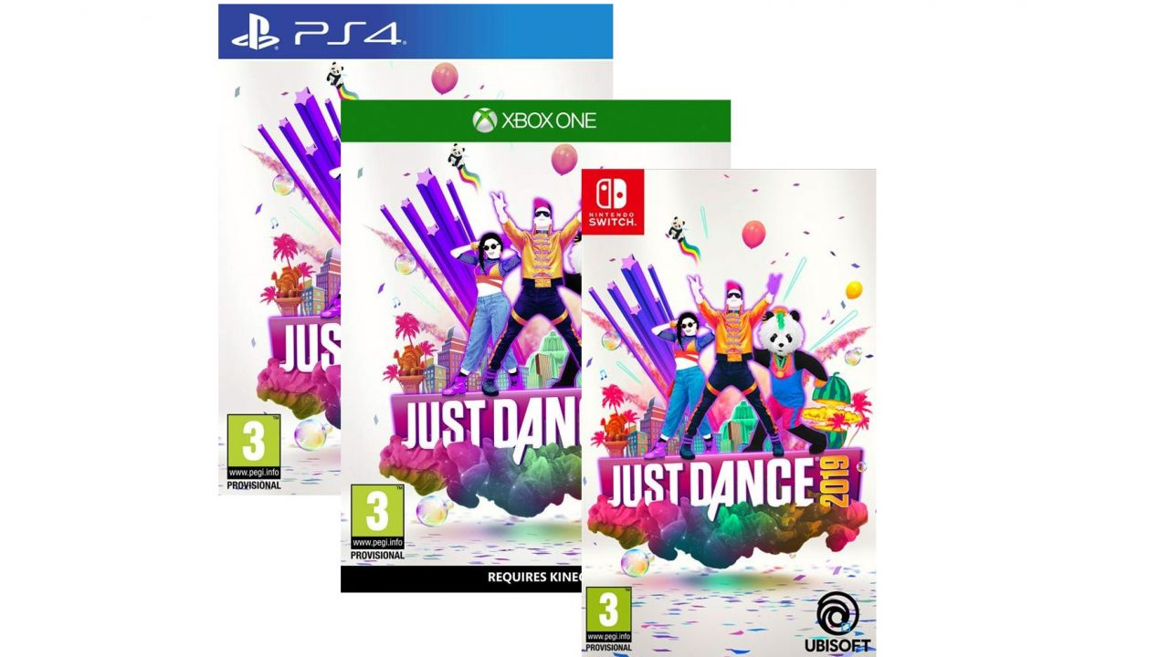 Bon Plan : Just Dance 2019 à 19,99 euros - Switch, PS4, One (au lieu de 59,99...)