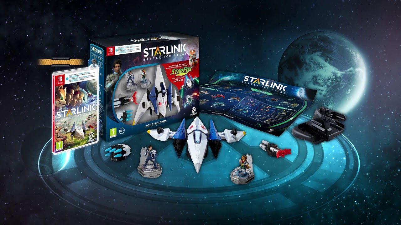 Bon Plan AMAZON : Starlink Starter Pack à 19,99 euros sur Switch (au lieu de 79,99...) !