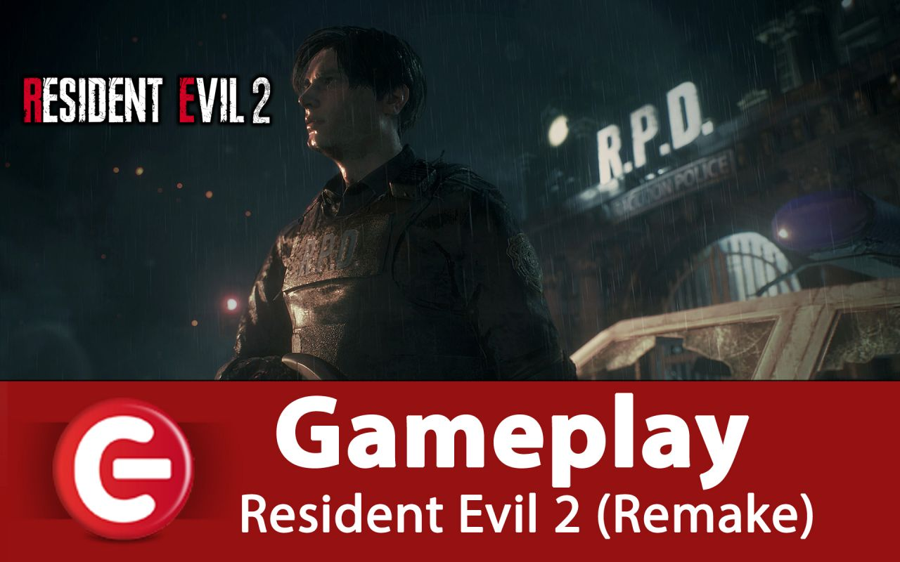 PGW 2018 : 6 minutes de gameplay pour Resident Evil 2 Remake