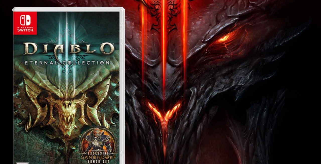 Black Friday : Diablo 3 Eternal Collection sur Switch à 29,99 euros (au lieu de 59,99...)