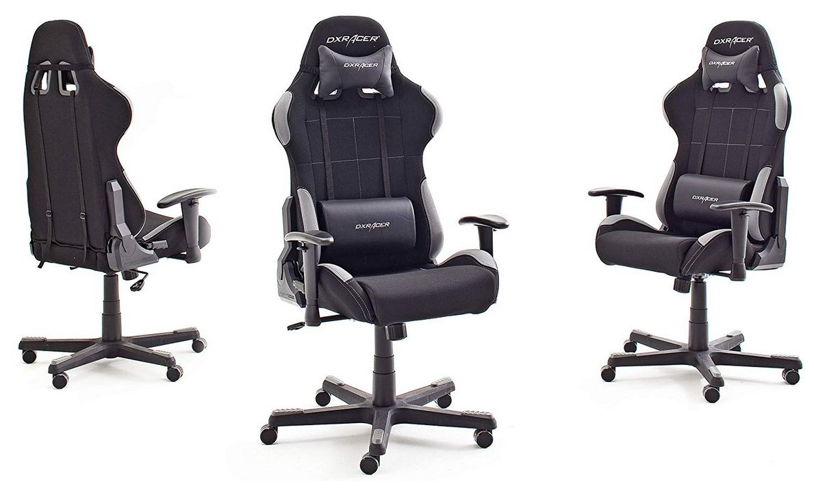 Black Friday : Fauteuil Gamer DX Racer à 199 euros (au lieu de 299,99...)