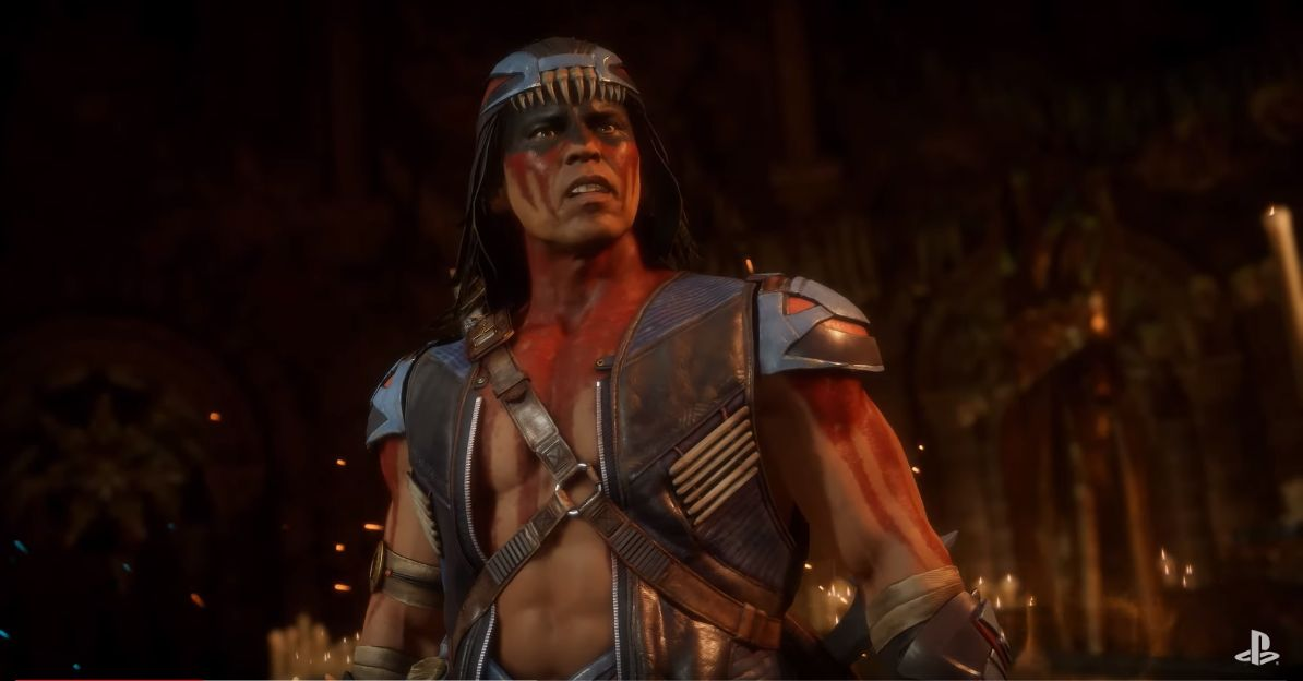 Mortal Kombat 11 : Le trailer de Nightwolf