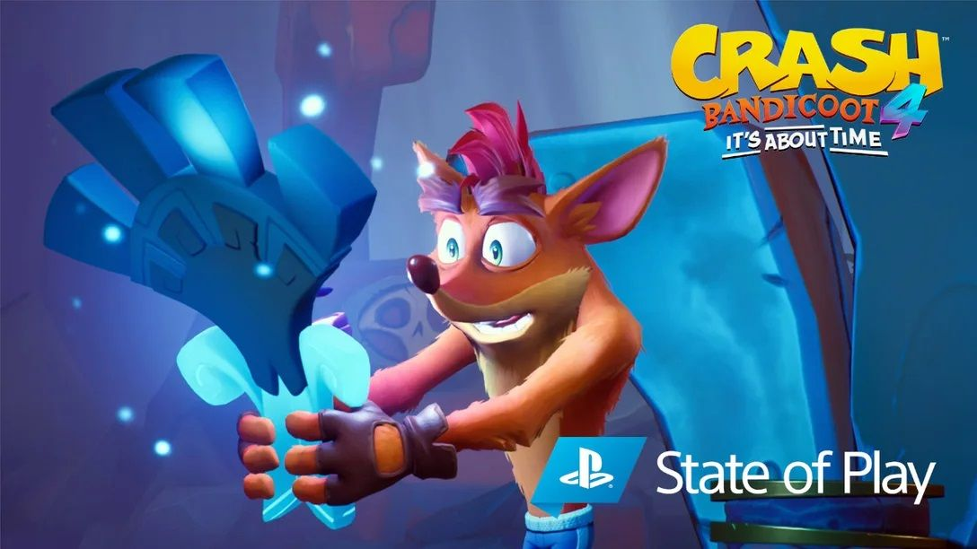 Crash Bandicoot 4 : Un trailer special State of Play