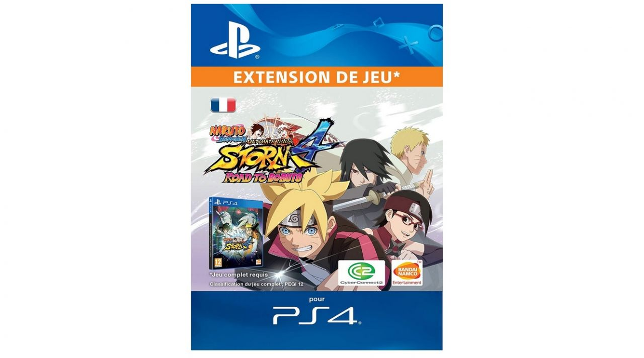 Bon Plan : Naruto Storm 4 Road to Boruto Expansion Edition DLC sur PS4 à 7,99 euros (au lieu de 19,99...)