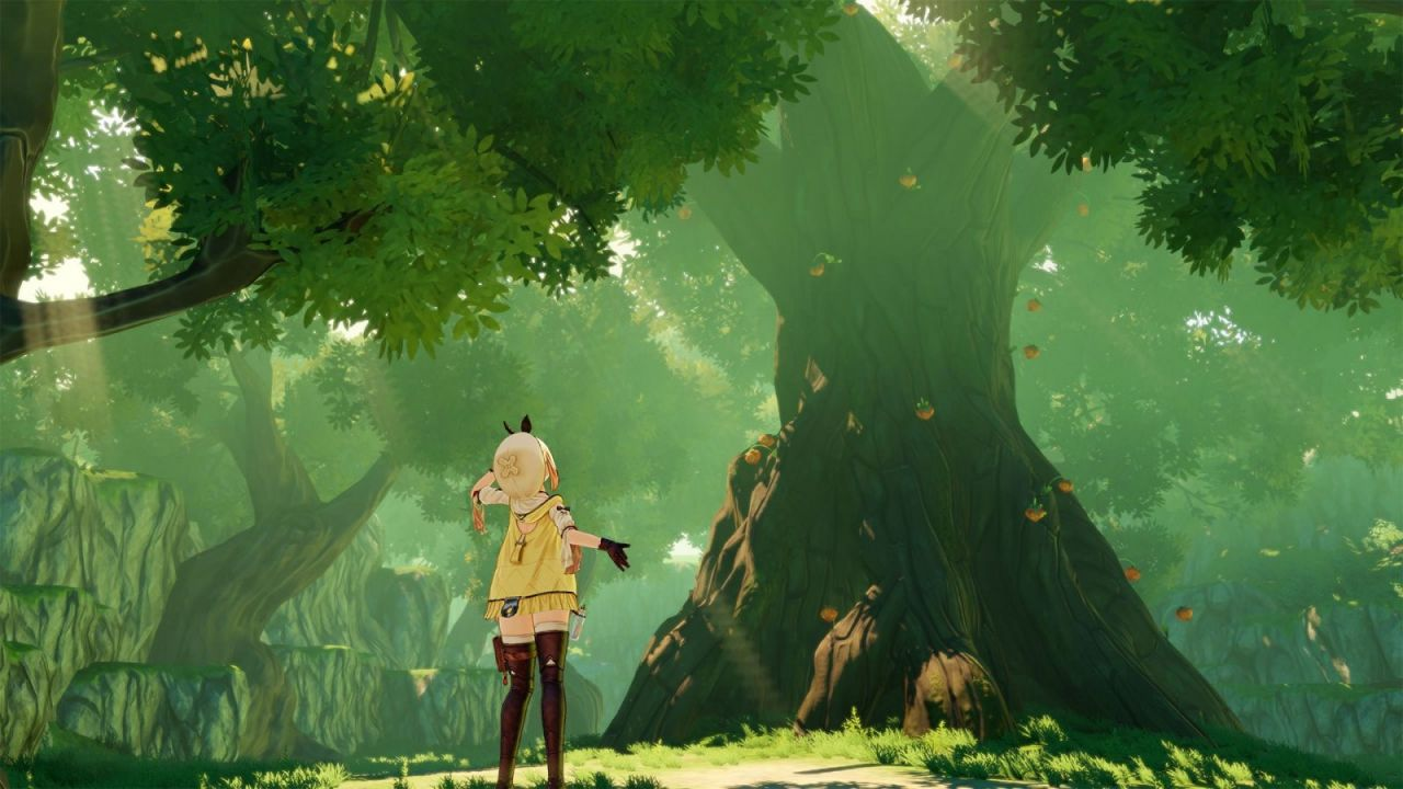 Atelier Ryza : Ever Darkness and the Secret Hideout