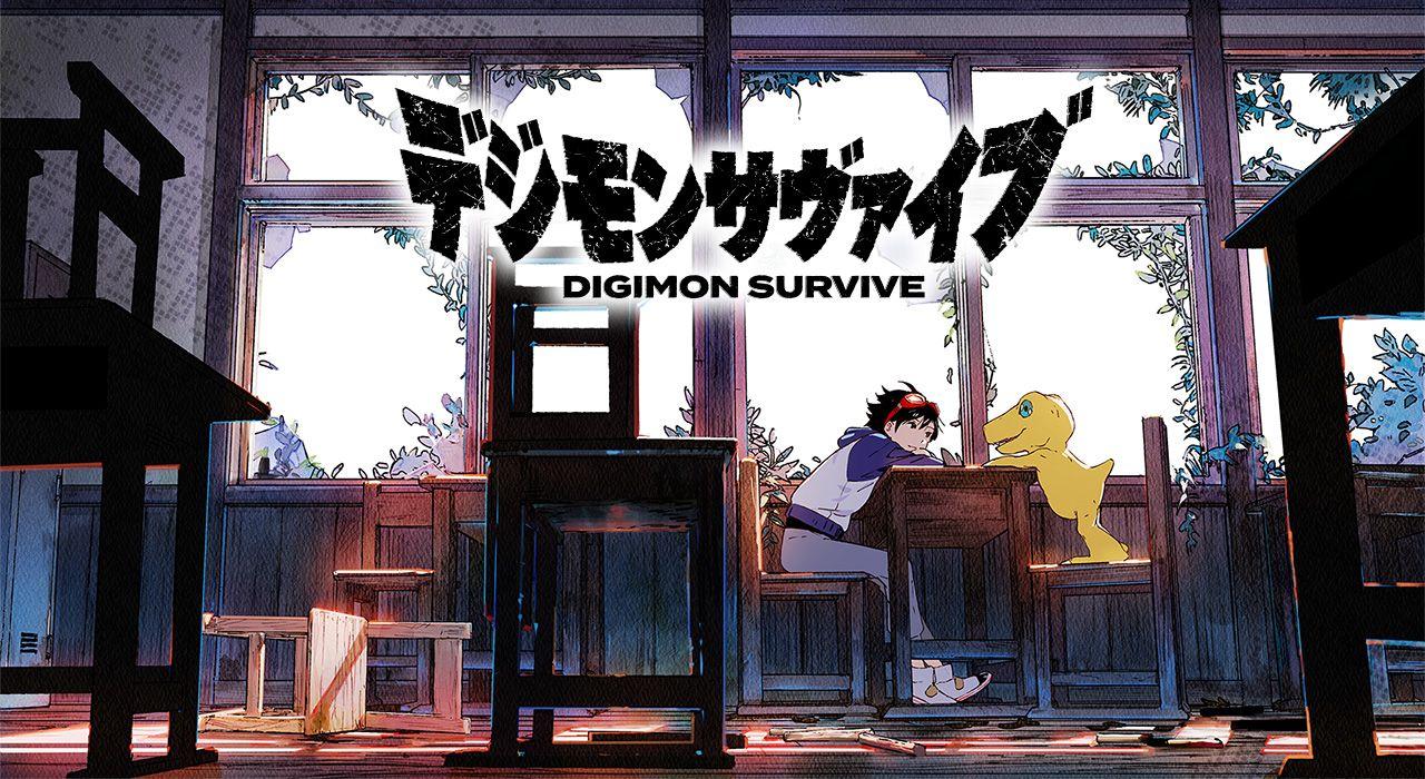 Digimon Survive nous offre sa cinématique d'introduction