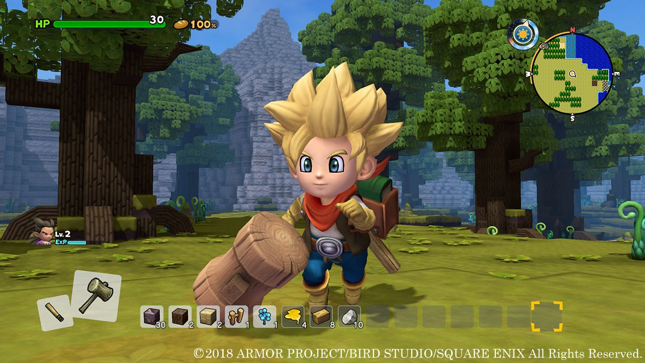 Dragon Quest Builders 2 : Une nouvelle salve d'images