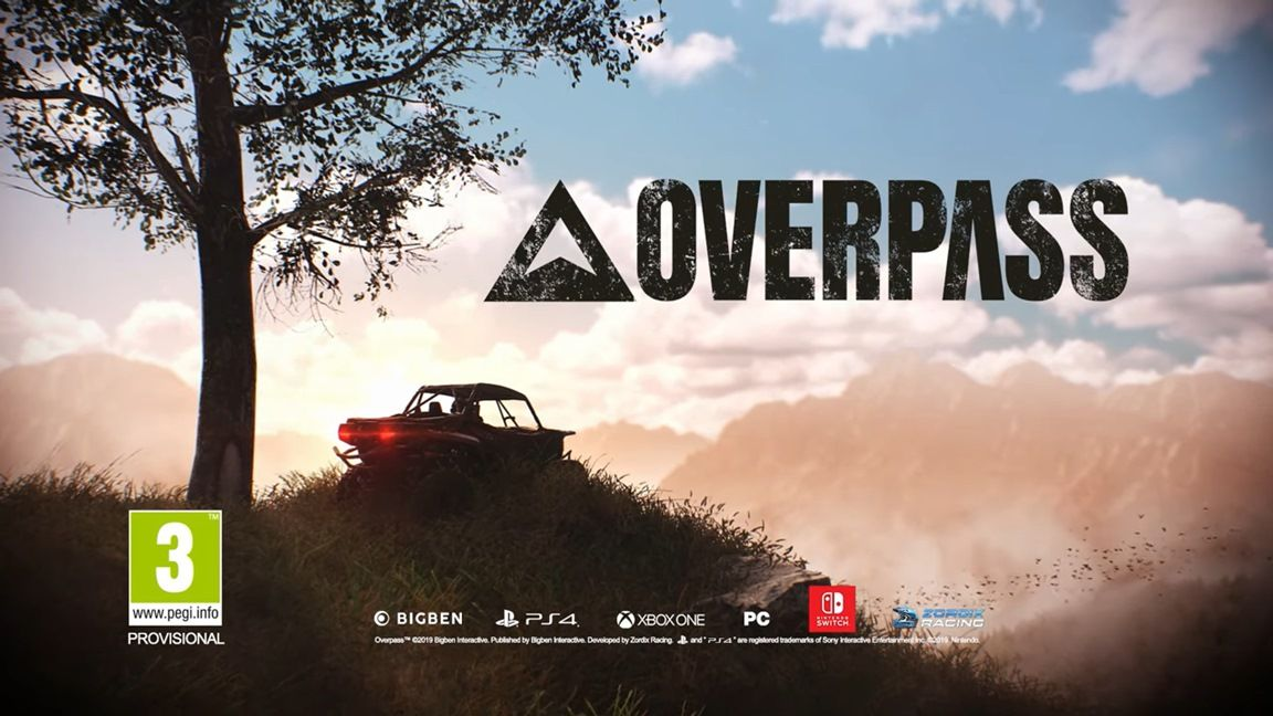 Overpass : Préparez vos quads... ça arrive sur PS4, Xbox One, Switch et PC en octobre !