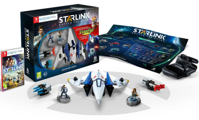 Bon Plan : Starlink Starter Pack à 24,99 ueros sur PS4 et One, et à 29,99 euros sur Switch