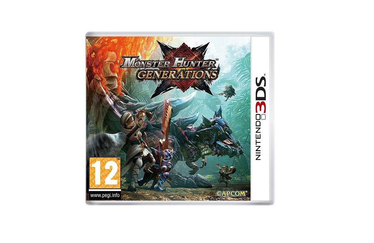 Bon Plan : Monster Hunter Generations sur 3DS à 6,49 euros (au lieu de 34,99...)