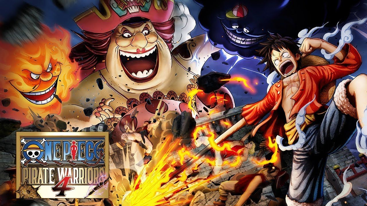 One Piece : Pirate Warriors 4 se lance en vidéo