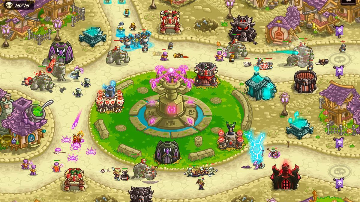 Kingdom Rush : Vengeance