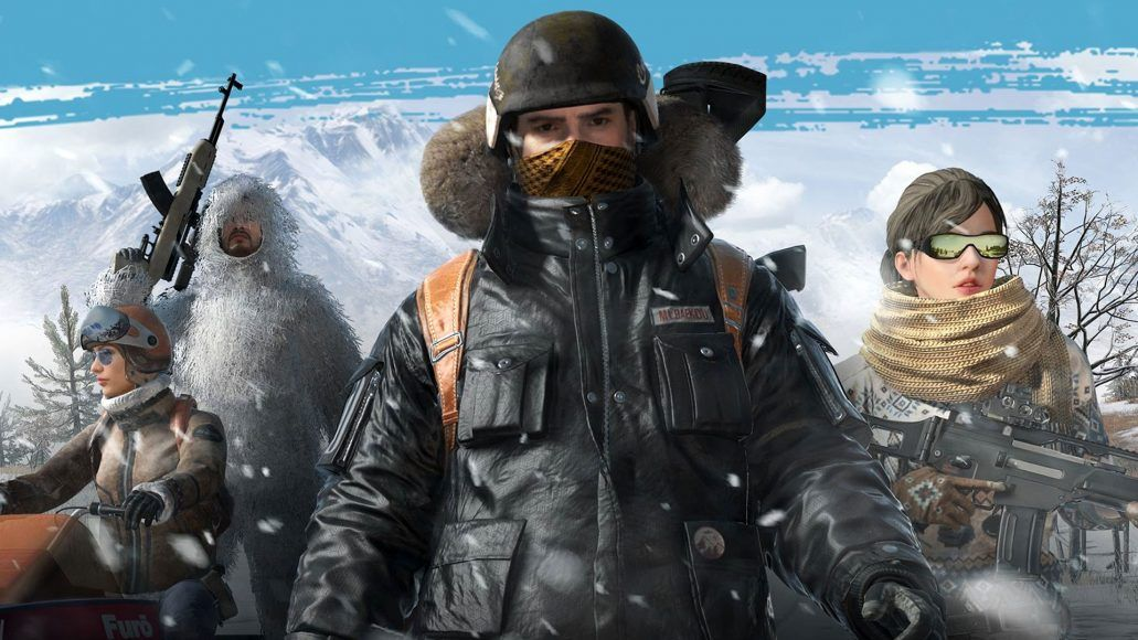 PUBG : La carte Vikendi disponible sur consoles !